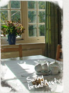 Highcroft Cottage Dining Room