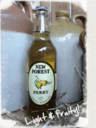 New Forest Traditional Sparkling Perry Bottle