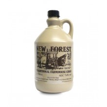 New Forest Traditional Cider 2.5 Litre flagon