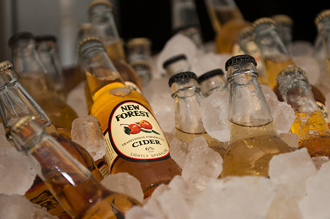 Cider on Ice